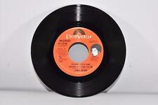 James Bown Soul 45RPM Polydor Mono Record Talking Loud And Saying Nothing NMint+
