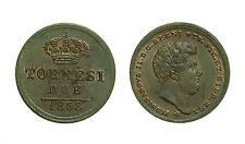 pci3270) Napoli Regno delle Due Sicilie Ferdinando II - 2  tornesi 1858