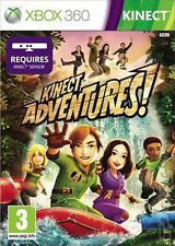 Kinect Adventures Game for Xbox 360 *Disc Only*
