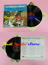 LP 12''RICHARD RODGERS OSCAR HAMMERSTEIN IN 2ND The sound of music cd mc dvd vhs