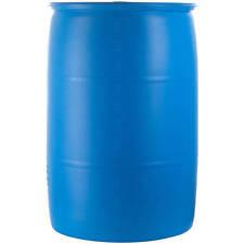 Emergency Essentials 55 Gallon Water Barrel BPA Free Heavy Duty Container Tank