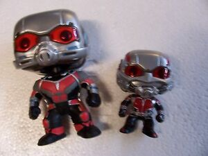 Funko POP! Marvel AntMan Action Figure Lot#z67