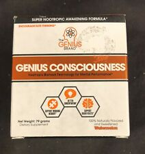 The Genius Consciousness Brain Health & Mental Performance Watermelon 79 Grams