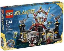 Lego 8078 Portal of Atlantis the lost city 1007 Pcs Ages 8-14 NIB Sealed