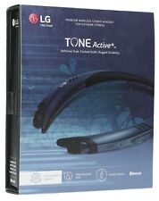 LG Tone Active + PLUS Wireless Bluetooth Headset Blue HBS-A100 NEW IN BOX