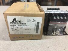 NEW IN BOX ACME CONTROL TRANSFORMER  TB-81210