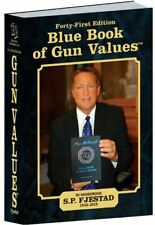 Blue Book of Gun Values 41st Edition 2020 2021 Pawn Shop Gun Store Free Shipping