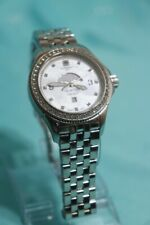 Zodiac ZO7619 MOON PHASE Limited Edition Diamond Dial Watch (NJL016531)