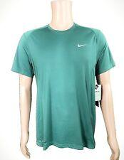 NEW Nike Men's Dry Dri-Fit Miler Running T-Shirt UPF +40 HASTA 872021 392 M L XL