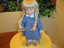 """Gustel Wied 13"""" Doll by Eva Marie Reick - Gtc 1982 #19"""