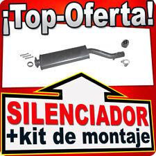 Silenciador Intermedio MERCEDES CLK 200 / 230 W208 2.0 2.3 1997-2003 Escape APT