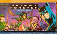 Batman Forever The Board Game .Parker Brothers 1995.