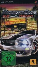 Midnight Club: LA Remix - ( PSP ) Sony PlayStation Portable