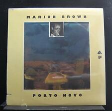 Marion Brown - Porto Novo LP New Sealed AL 1001 Stereo 1975 Vinyl Record