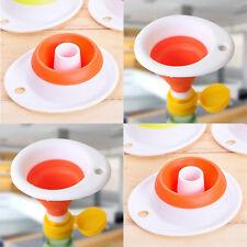 Retractable Mini Funnel The Silicone Portable Funnel Oil Can Funnel Household