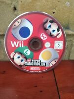 Wii New Super Mario Bros. for Nintendo Wii *Disc Only* UK SELLER