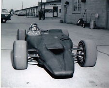 Bruce McLaren Carroll Shelby Turbine Test 1968 Indy 500 8 X 10 Photo 5
