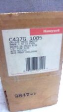 HONEYWELL GAS/AIR PRESS. SWITCH 1-10PSIG C437G 1085 NEW C437G1085