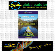 Paddlers Guide To Melbourne capital of Victoria VIC - Canoe and Kayak Book