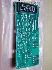 Amana Commercial Microwave R0131385 H.V./L.V. Control Board RCS/RFS 10 Models