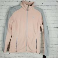 New Balance Women's Medium Mock Neck Fleece Jacket