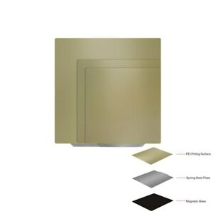 120/220/235/310mm Spring Steel Sheet PEI Flex Magnetic Sticker For Ender3/CR10