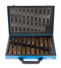 Bohrerset 105Teile HSS Cobalt Spiralbohrer Set 1,5~10mm Metallbohrer Stahlbohrer