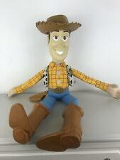 GIANT TOY STORY WOODY DOLL (1995) Soft Body, Hard Head  3ft
