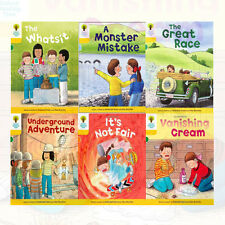 Oxford Reading Tree, Level 5: More Stories A, 6 Books Collection set Brand New