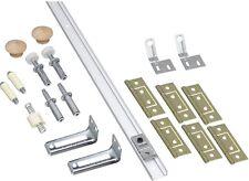 National Hardware 14-Piece Bifold Closet Door Hardware Kit Folding Opening 48