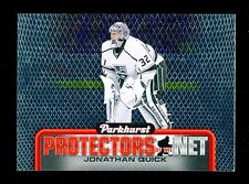 2016-17 Upper Deck Hockey Parkhurst  #DN3  Jonathan Quick  Protectors of the Net