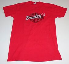 Vintage Harley-Davidson 1988 Dudley Perkins 75th Anniversary Red T-Shirt Size L
