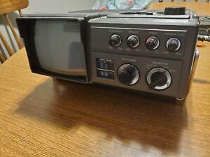 Magnasonic TV Radio