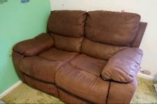 Reclining sofa--