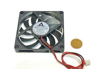24V 80mm 2Pin 11Blades 80x80x10mm dc brushless Cooling Case Fan 8cm 8010 C8