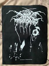 Darkthrone Official Transilvanian Hunger Backpatch