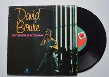 """david bowie 10"""" don't be fooled by the name    dow 1   uk import  vg+/m-"""