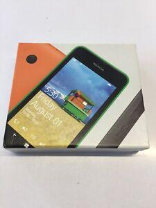 Original Nokia Lumia 530 Microsoft Windows Orange Unlocked
