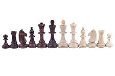 Pezzi scacchi in legno (re 90 mm)