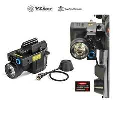 Torcia a led multifunzione con laser V-light Vfc