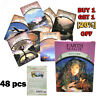 Magic Oracle Cards Earth Magic Read Fate Tarot 48-card Deck And Guidebook US