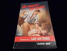 San Antonio : Du poulet au menu Fleuve Noir 1966