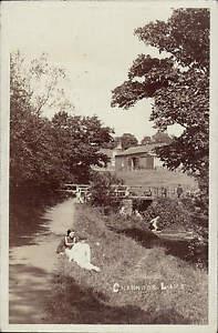 Chorley photo. Charnock Lane by H. Dalton, Steeley Lane, Chorley.