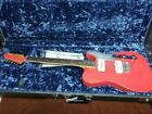 SHELTON TIME FLITE GTX Red 2017 Electric Guitar w/ Hard Case USA Made for sale