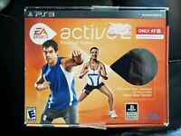 PS3 EA Sports Active 2  Personal Trainer WITH HEART MONITOR Target Exclusive