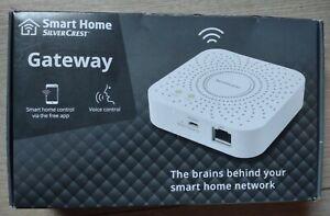 Silvercrest Smart Home Zigbee Gateway Switch Control AND WiFi SMART TIMER New