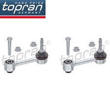 2x VW Golf Jetta Passat CC Sharan Eos Rear Anti Roll Bar Stabiliser Drop Links*