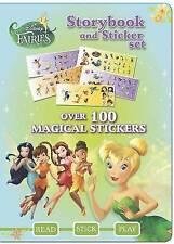 Disney Fairies Sticker Storybook Set - over 100 stickers