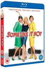 Some Like It Hot [Region B] [Blu-ray] - DVD - New - Free Shipping.