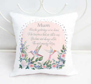 Mother's day cushion/ mothers day, birthday/christmas gift MUM/MOM/MAM